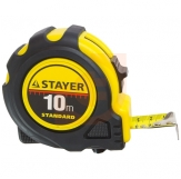 Рулетка STAYER STANDARD TopTape 10 м.